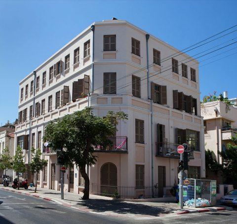 הרב קוק פינת הכובשים   תל אביב